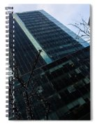 Manhattan Left Spiral Notebook