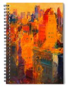Manhattan Spiral Notebook
