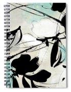 Manifesto Aqua Spiral Notebook