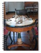 Manigault Dining Spiral Notebook