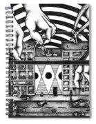 Manipulation  Spiral Notebook