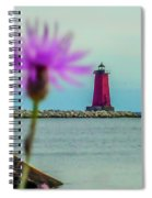 Manistique Spiral Notebook