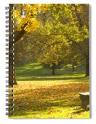 Manito Morning Spiral Notebook