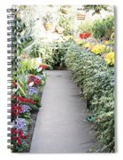 Manito Park Conservatory Spiral Notebook