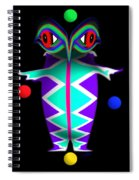 Manitou Spiral Notebook