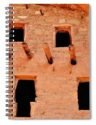Manitou Cliff Dwellings Colorado Springs Spiral Notebook
