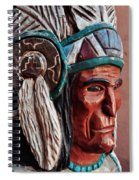 Manitou Cliff Dwellings Native American Spiral Notebook