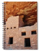 Manitou Cliff Dwellings Portrait Spiral Notebook