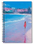 Manly Beach Spiral Notebook