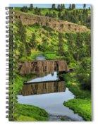 Manning-rye Bridge Spiral Notebook