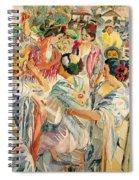 Manolas Spiral Notebook