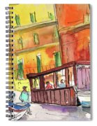Manorola In Italy 04 Spiral Notebook