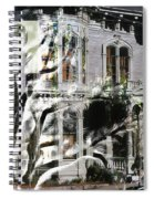 Mansion Of Obsession Spiral Notebook