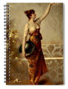 Manuela Spiral Notebook