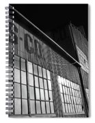 Manufacturing 2-1 Spiral Notebook