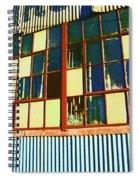 Manufacturing 4 Spiral Notebook