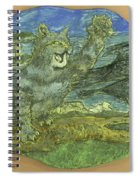 Manx Cat Spiral Notebook