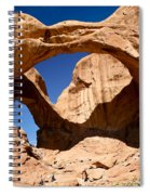Many Arches Spiral Notebook