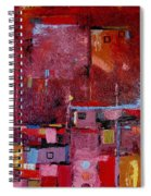 Many Mansions Spiral Notebook