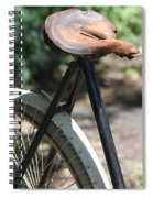 Many Miles Spiral Notebook