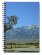 Manzanar 1 Spiral Notebook
