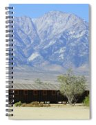 Manzanar A Blight On America 1 Spiral Notebook