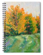 Maple Grove Spiral Notebook