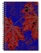 Maple Mania 15 Spiral Notebook