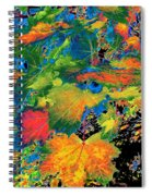 Maple Mania 3 Spiral Notebook