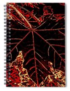 Maple Mania 9 Spiral Notebook