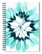 Maple Seeds X-ray Spiral Notebook