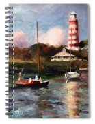 Mara Sails Hope Town Spiral Notebook
