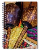 Marraca Spiral Notebook