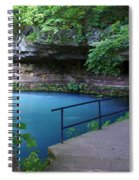 Maramec Springs 3 Spiral Notebook