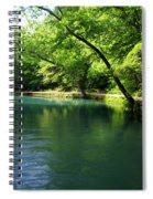 Maramec Springs 4 Spiral Notebook