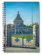 Marasesti - First World War Monument Spiral Notebook