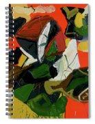 Marathon Spiral Notebook