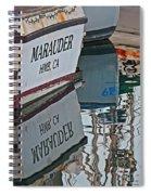 Marauder Reflection Spiral Notebook