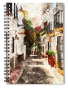 Marbella, Andalusia - 01 Spiral Notebook