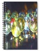 Marble 6 Spiral Notebook