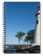 Marblehead Lighthouse Spiral Notebook