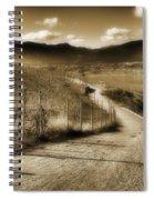 March 4 2010 Spiral Notebook