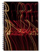 Marching Spiral Notebook