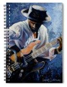 Marcus  Spiral Notebook