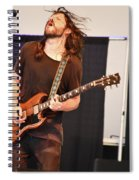 Marcus Of Ten Years After Spiral Notebook