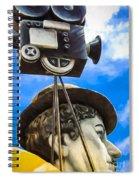Mardi Gras Float Decor - Nola Spiral Notebook