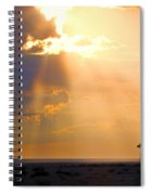 Marfa Windmill 1 Spiral Notebook