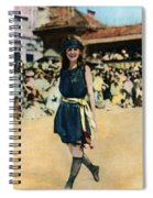 Margaret Gorman, 1921 Spiral Notebook