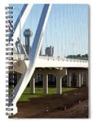 Margaret Mcdermott Bridge 122117 Spiral Notebook