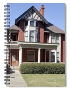 Margaret Mitchell House In Atlanta Georgia Spiral Notebook